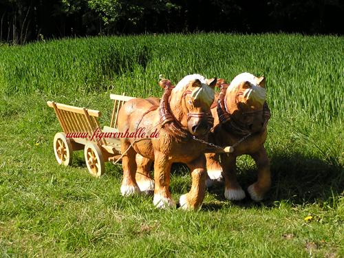 Bauernhoftiere Dekofiguren