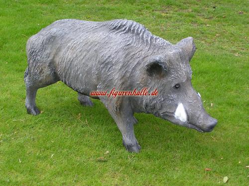 Wildtiere dekofiguren for Kunststoff tiere fur garten
